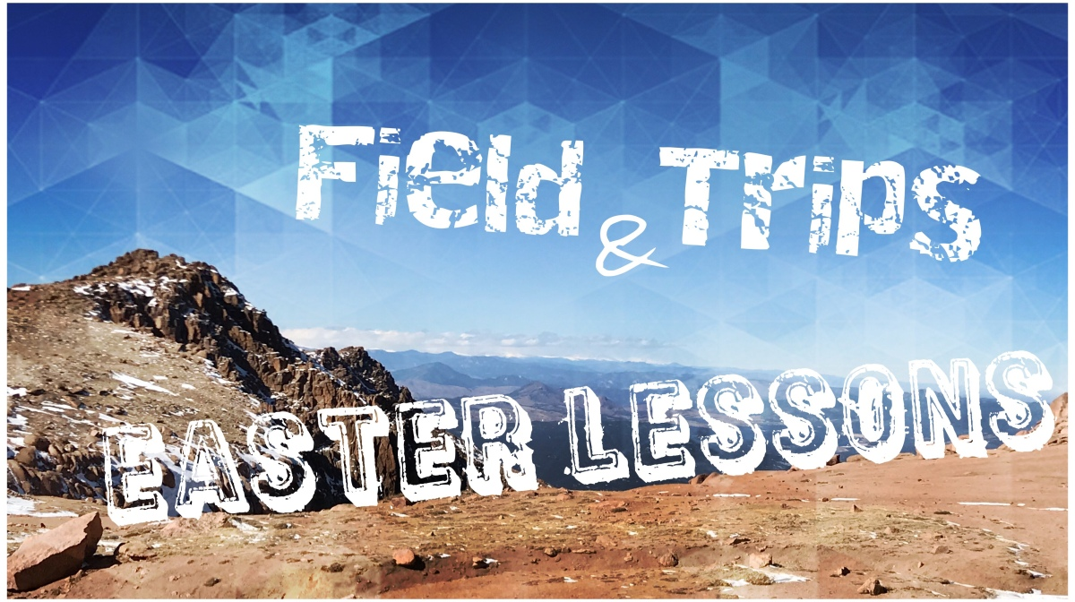 Homeschool Resources – Free Easter Lessons and Field Trip Updates