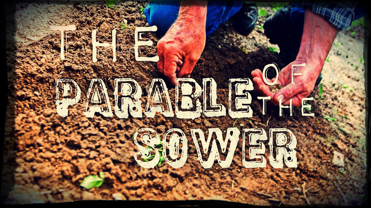 Twisted Tuesday – The Parable of the Sower